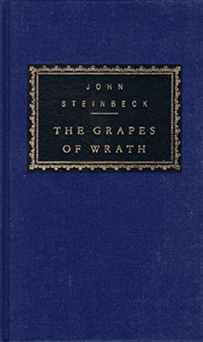 an analysis of the main characters in the grapes of wrath a novel by john steinbeck Grapes of wrath rachael rossi the use of many philosophical ideals and ways of life are presented in john steinbeck's grapes of wrathsteinbeck's social thought (his shaping of life in grapes of wrath) is seemed to be shaped by three main philosophies presented in the novel: the emersonian concept of the oversoul, the.