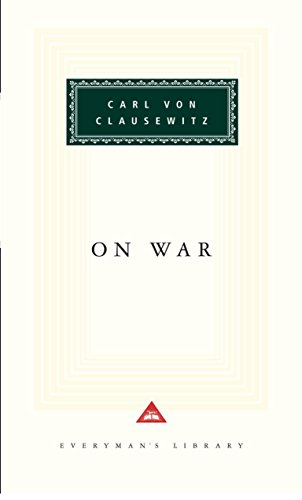 9780679420439: On War (Everyman's Library)