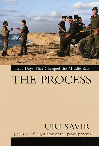 9780679422969: The Process: 1,100 Days That Changed the Middle East
