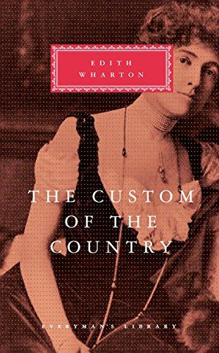 9780679423010: The Custom of the Country (Everyman's Library Classics & Contemporary Classics)