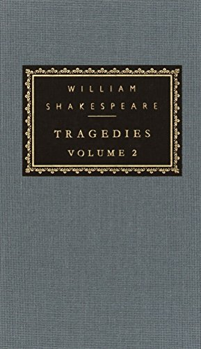 9780679423065: Tragedies, Volume 2 (Shakespeare's Tragedies)