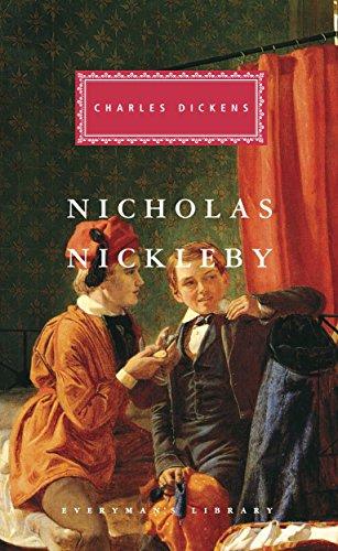 9780679423072: Nicholas Nickleby (Everyman's Library Classics & Contemporary Classics)