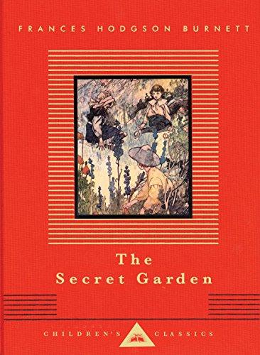 The Secret Garden [Hardcover] Burnett, Frances Hodgson: Burnett, Frances Hodgson