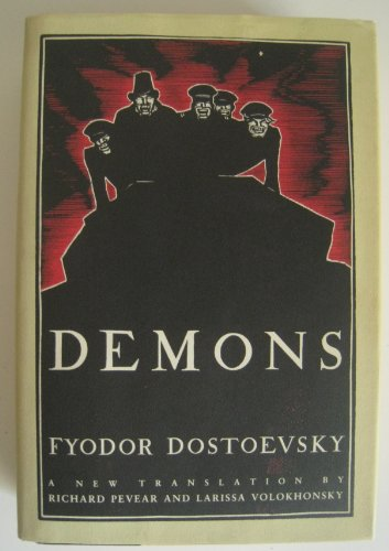 9780679423140: Demons: A Novel in Three Parts