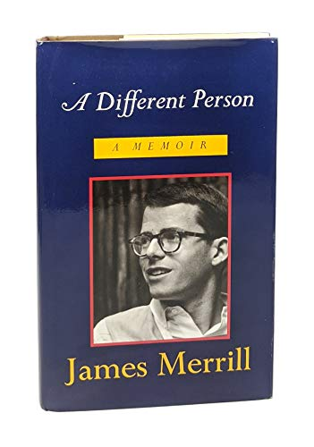 A DIFFERENT PERSON: Merrill, James