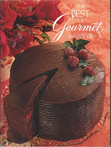 9780679423645: The Best of Gourmet : 1993 Edition