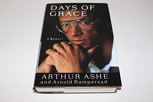 9780679423966: Days Of Grace: A Memoir