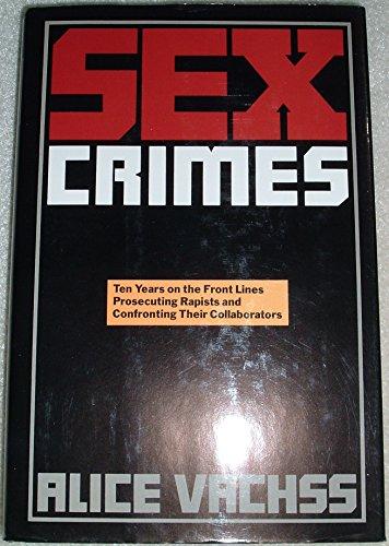 9780679424352: Sex Crimes