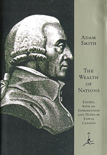 9780679424734: The Wealth of Nations (Modern Library)