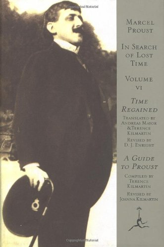 9780679424765: In Search of Lost Time, Volume 6: Time Regained, A Guide to Proust (Time Regained - Guide to Proust) (v. 6)