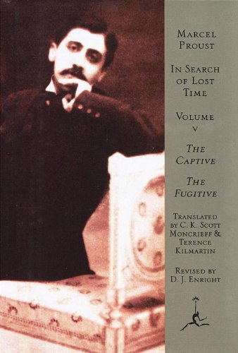 9780679424772: In Search of Lost Time, Volume 5: The Captive, The Fugitive