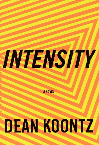 Intensity: Koontz, Dean
