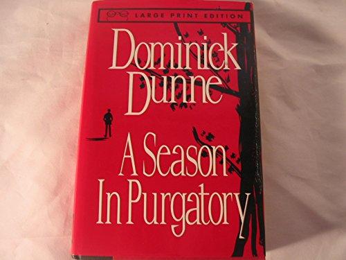 9780679425397: A Season in Purgatory (Random House Large Print)
