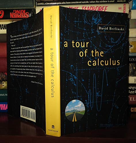 9780679426455: A Tour of the Calculus