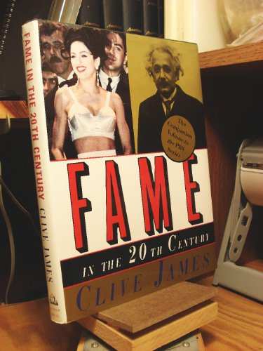 9780679426998: Fame in the 20th Century