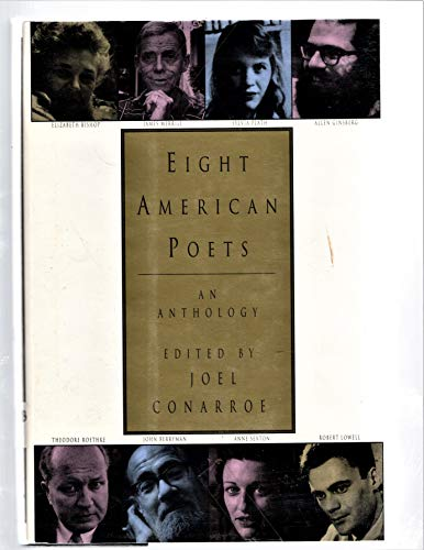 9780679427797: Eight American Poets: An Anthology