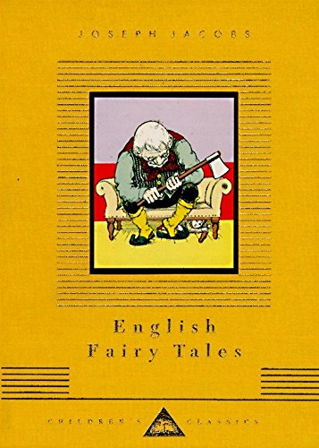 9780679428091: English Fairy Tales (Everyman's Library Children's Classics Series)