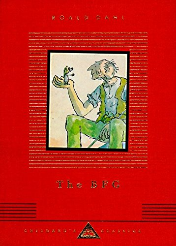 9780679428138: The BFG (Everyman's Library Children's Classics Series)