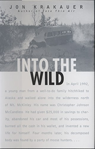 Into the Wild + Movie Poster