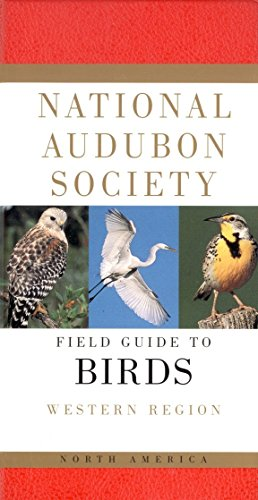 9780679428510: National Audubon Society Field Guide to North American Birds, Western Region