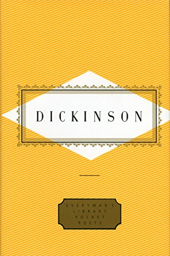 9780679429074: Dickinson: Poems (Everyman's Library Pocket Poets)