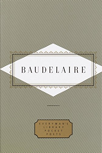 9780679429104: Baudelaire: Poems (Everyman's Library Pocket Poets Series)