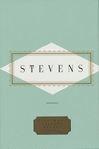 9780679429111: Stevens: Poems (Everyman's Library Pocket Poets Series)