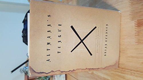 9780679429128: Altmann's Tongue: Stories and a Novella