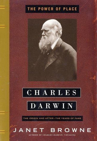 9780679429326: Charles Darwin:The Power of Place