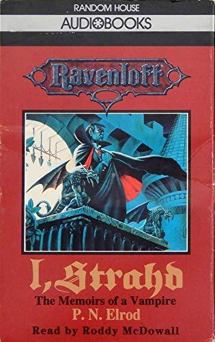 I, Strahd: Elrod, P.N.