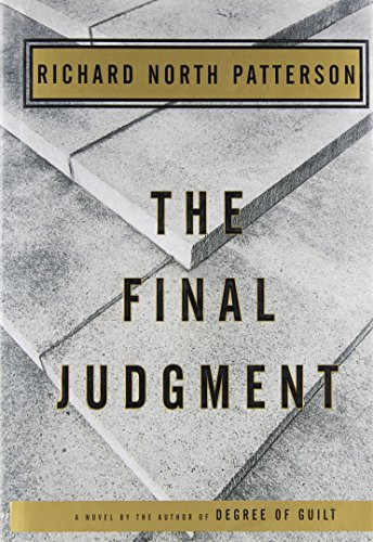 THE FINAL JUDGMENT (SIGNED): Patterson, Richard North