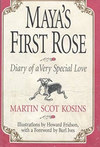 9780679430131: Maya's First Rose: Diary of a Very Special Love