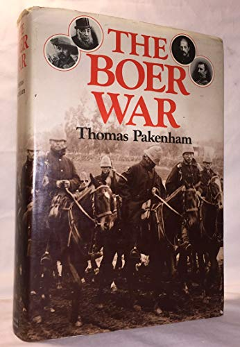 9780679430476: The Boer War: Illustrated Edition