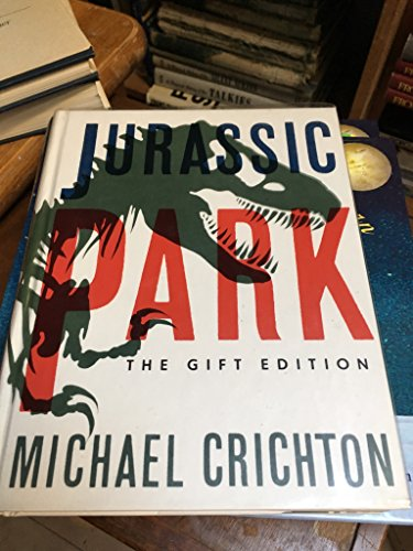 a review of michael crichtons book jurrasic park Jurassic park author's novel micro set for dreamworks adaptation michael  crichton's book  easy go by michael crichton – review originally.