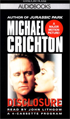 Disclosure: Michael Crichton
