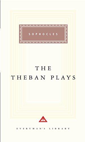 9780679431329: The Theban Plays (Everyman's Library (Cloth))