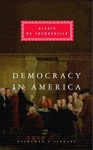 9780679431343: Democracy in America (Everyman's Library)