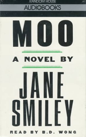 Moo (tape cassettes audio book)