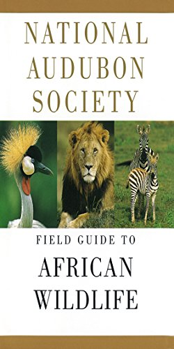 9780679432340: National Audubon Society Field Guide to African Wildlife