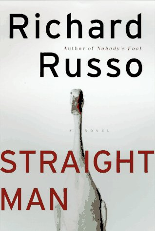 Straight Man: Russo, Richard