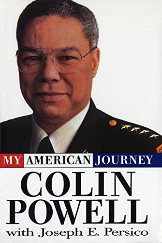 My American Journey : An Autobiography **Autographed**: Powell, Colin L.; Persico, Joseph E.