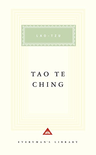 9780679433163: Tao Te Ching (Everyman's Library)