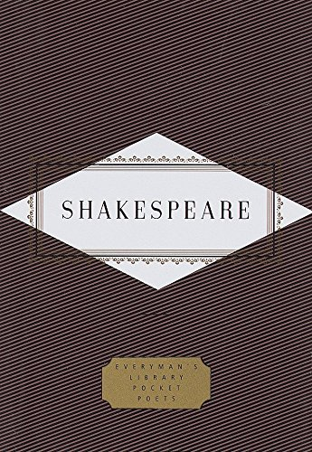 9780679433200: Shakespeare: Poems (Everyman's Library Pocket Poets Series)