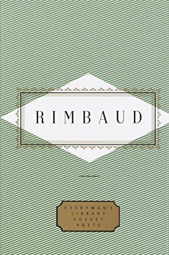 Rimbaud: Poems (Everyman's Library Pocket Poets Series): Arthur Rimbaud