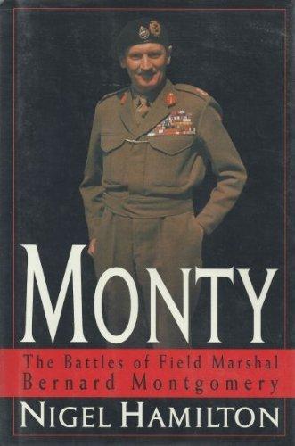 9780679433415: Monty: The Battles of Field Marshal Bernard Law Montgomery