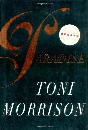 Paradise: Morrison, Toni