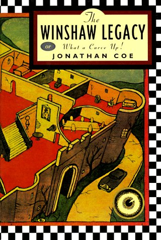 The Winshaw Legacy: or What a Carve Up!: Coe, Jonathan