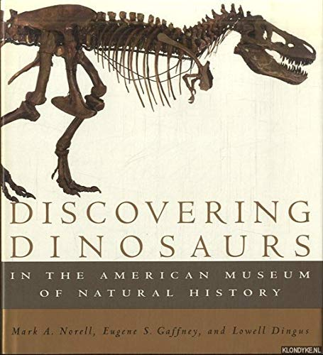 9780679433866: Discovering Dinosaurs: in the American Museum of Natural History