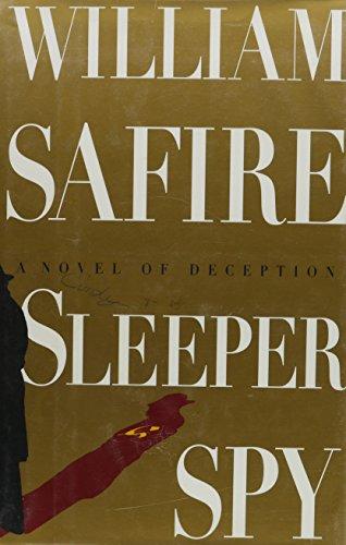 Sleeper Spy: William Safire