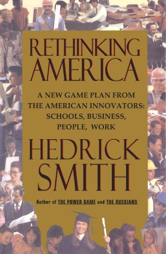9780679435518: Rethinking America: A New Game Plan From The American Innovators